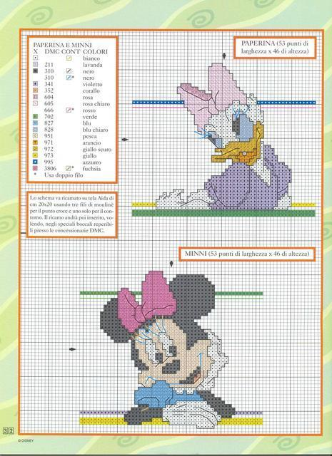 Disney Minnie Mouse Daisy Duck