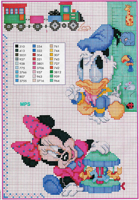 Dsiney bébé Minnie Mouse Donald Duck jouets