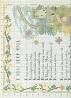Grille Point de croix celtique sampler (2)